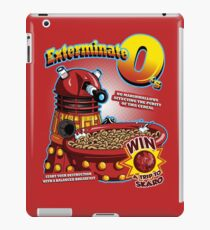 Exterminate O's iPad Case/Skin