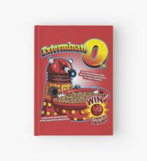 Exterminate O's Hardcover Journal