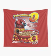 Exterminate O's Wall Tapestry