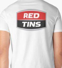 Red Tins West End Beer Men's V-Neck T-Shirt