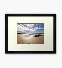 Culburra Beach Framed Print
