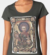 The Wise Grandfather Women's Premium T-Shirt