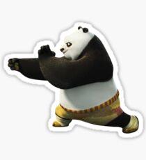 Kung-Fu Panda Sticker