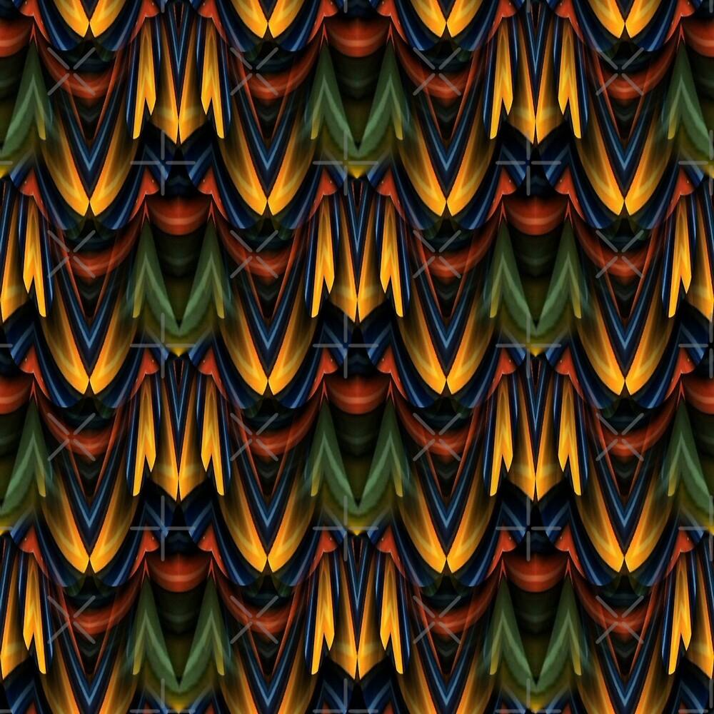 Beryl (pattern) by Yampimon