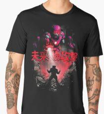 Attack On The Future Men's Premium T-Shirt