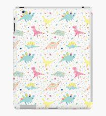 Dinosaurier-Muster iPad-Hülle & Klebefolie