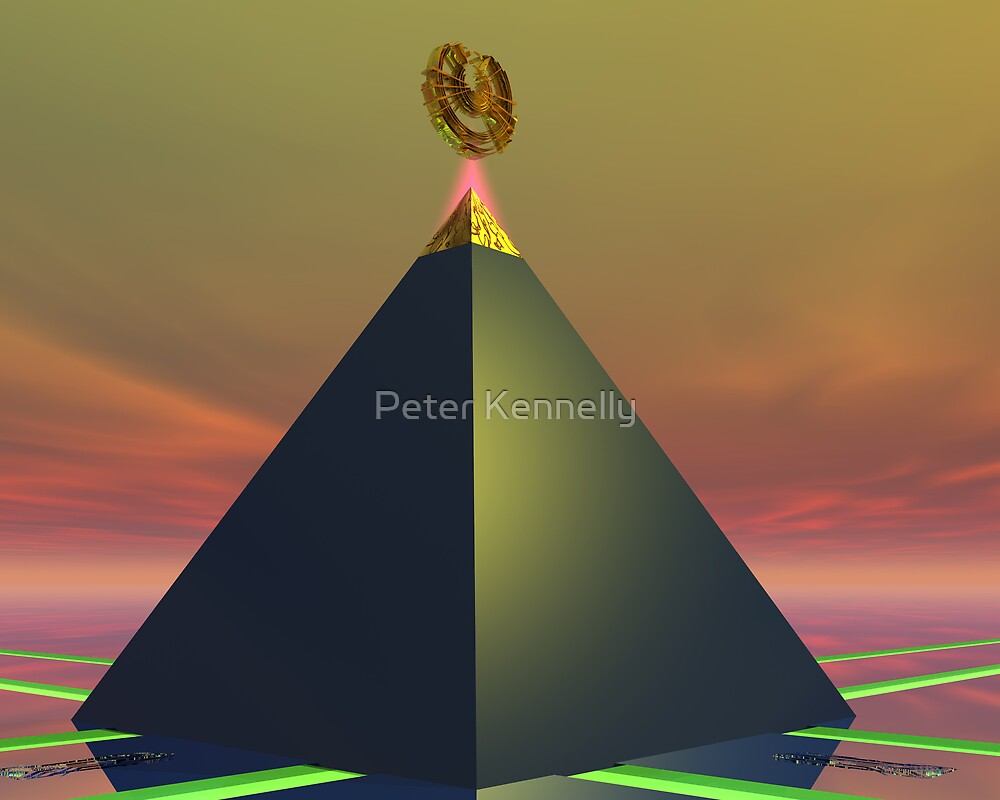 The Beacon by Peter Kennelly