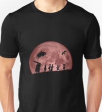 Fellowship of the Berserk (moon version) T-Shirt