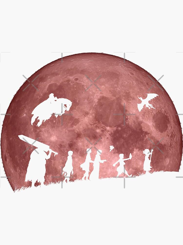 Gemeinschaft der Berserker (Mondversion) von Lanfa