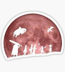 Fellowship of the Berserk (moon version) Sticker