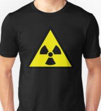 Radioactive Substance Warning Sign T-Shirt