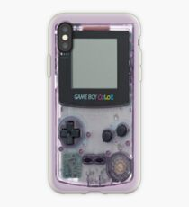 GameBoy Color - Classic Gamestuff iPhone-Hülle & Cover