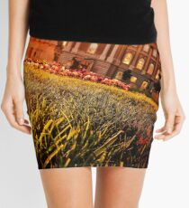 Wake Up Positive Today. Join the Happiness Movement Mini Skirt