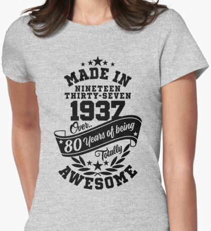 Made in 1937 - über 80 Jahre alt sein total genial Variante T-Shirt