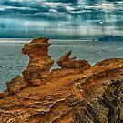 Luz de Ibiza (light of ibiza) by naranzaria