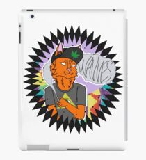 Wavves KotB Shirt iPad Case/Skin