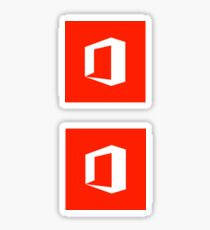 Office 365 Sticker