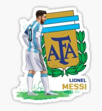 LM - Argentina - World Cup Sticker