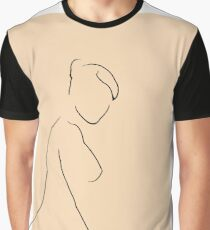 Figurative Abstraction 2 Graphic T-Shirt