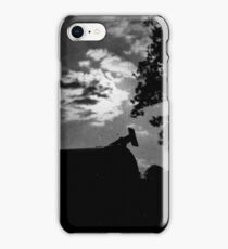 The Sky at Rudry iPhone Case/Skin