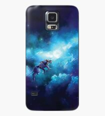 [VLD] Blue space Case/Skin for Samsung Galaxy