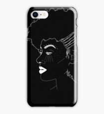 Proud African Woman  iPhone Case/Skin