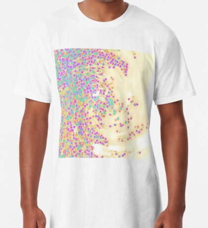 Color Wave Long T-Shirt