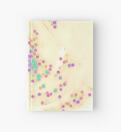 Color Wave Hardcover Journal