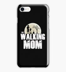 The Walking Mom iPhone Case/Skin