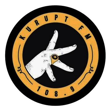 kurupt FM design by triyun