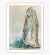 OH EPHEMERAL LADY YOUR BEAUTY IS MAGNIFICENT! Sticker