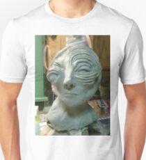 Clay Sculpture  Unisex T-Shirt