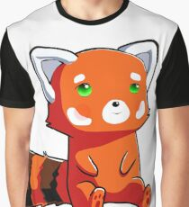 Raccoon Pet Graphic T-Shirt