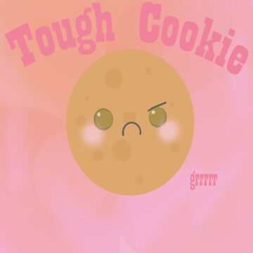 tough cookie  by chikinsama