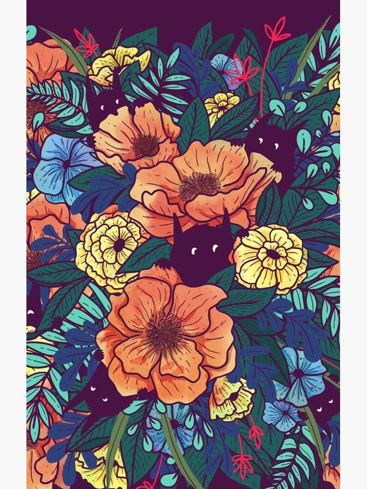 Wild Flowers by littleclyde