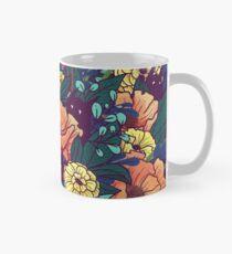 Wilde Blumen Tasse (Standard)