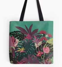Tropical Tendencies Tote Bag