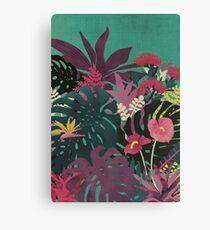 Tropical Tendencies Canvas Print