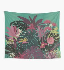 Tropical Tendencies Wall Tapestry