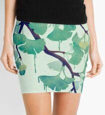 Minifalda O Ginkgo (en verde)