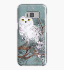 Snowy Samsung Galaxy Case/Skin