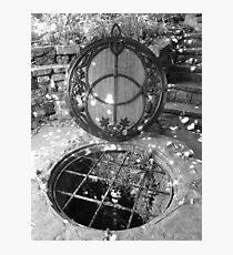 Chalice Well Glastonbury Photographic Print
