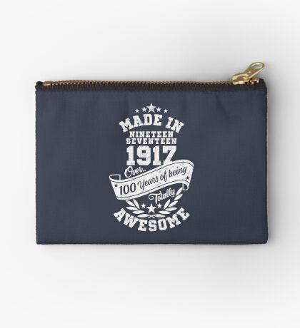 Made in 1917 - über 100 Jahre absolut fantastisch Täschchen