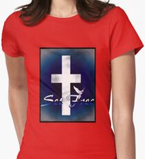 Set Free Womens Fitted T-Shirt