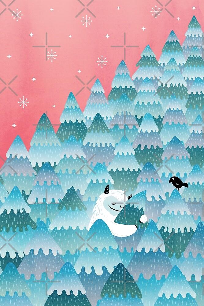 Tree Hugger by littleclyde