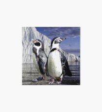 Penguins Art Board