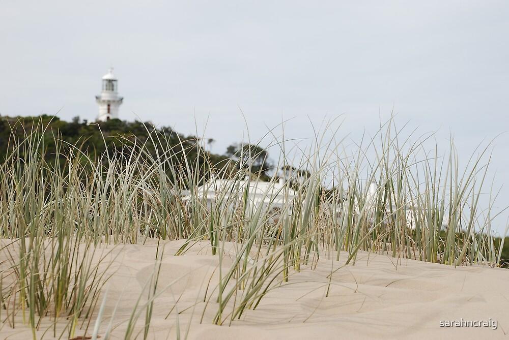 Seal Rocks Lighthouse 2 by sarahncraig