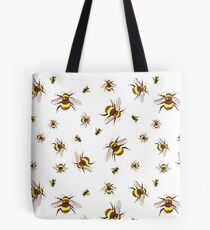 Bumble bees alive Tote Bag