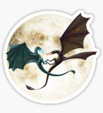 Fight dragons Sticker