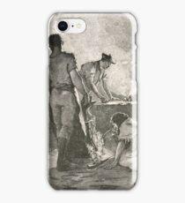 Pike forging, Irish Rebellion of 1848 (The Famine Rebellion) iPhone Case/Skin